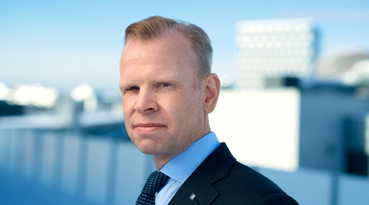 Svein Tore Holsether Profile Picture